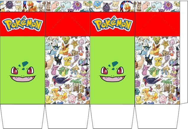 Fonte  Pokémon