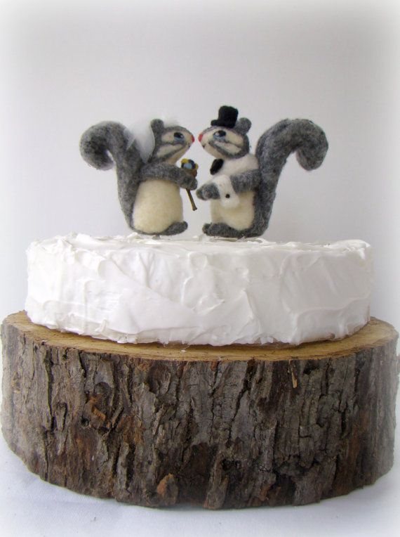 I Choose You Wedding Cake Toppers