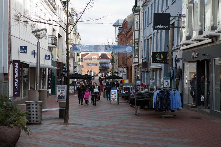The city of Kolding