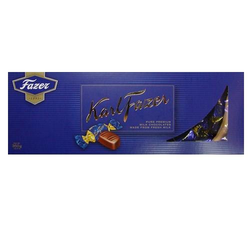 Fazer Milk Chocolate Box - 320g $15.90
