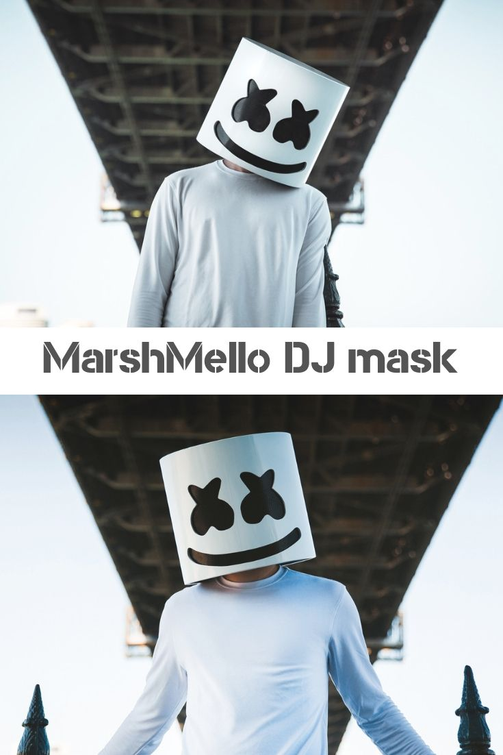 Kruz Bar Halloween Party 2020 Marshmello DJ Mask | Halloween party props, Halloween party bar