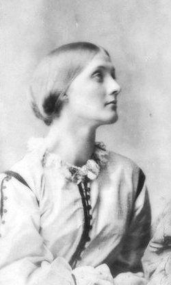 Julia Stephen, mother of Vanessa and Virginia.