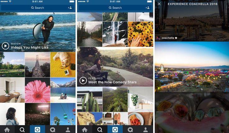Atualização do Instagram demonstra interesse do Facebook em vídeos