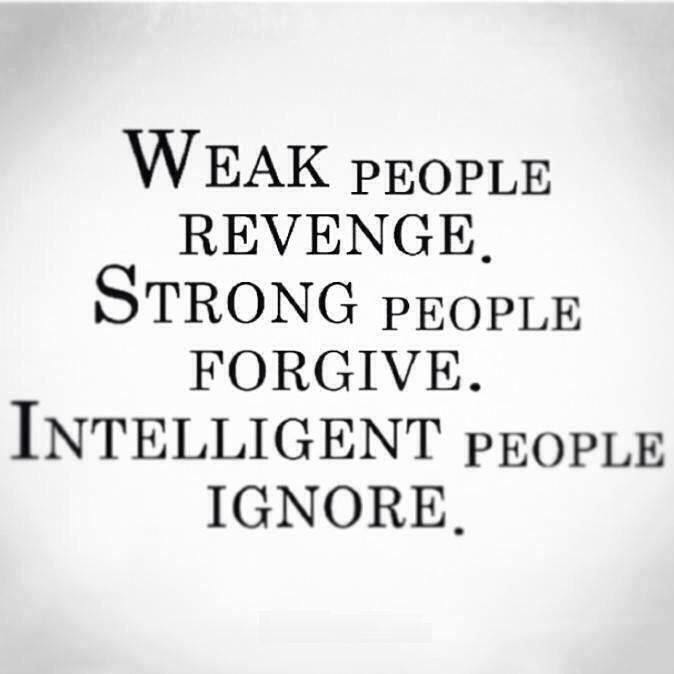 Weak people revenge - Tap to see more positive attitude quotes that give you power over curcumstances! - @mobile9
