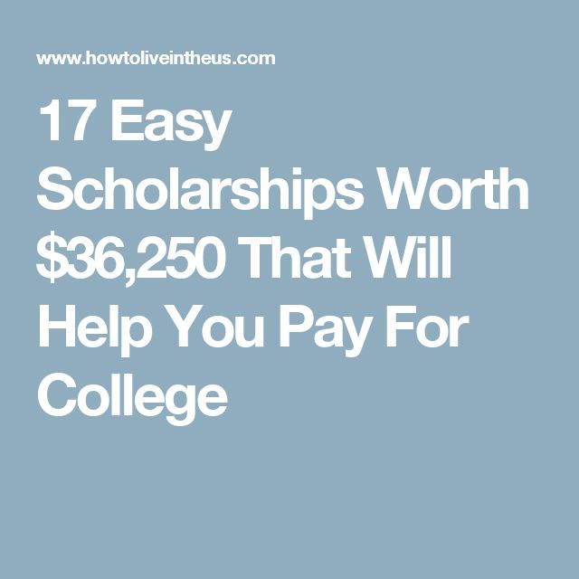 """easy scholarships for college Are you tired of working on those long scholarship applications and looking for a quick and easy way to apply for scholarships we have created an easy scholarship list for students just like you easy scholarships are sometimes called """"no application"""" scholarships, """"no hassle"""" scholarships, """"no essay."""