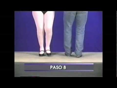 TUTORIAL DE DANZA FOLKLORICA - Coplas a mi morena, Veracruz - YouTube