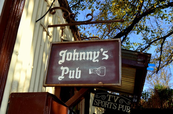 Johnny's Pub in Pilgrim's Rest.  By Rosemary Hall