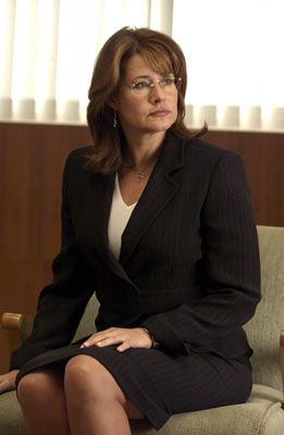 My favorite female in The Sopranos.