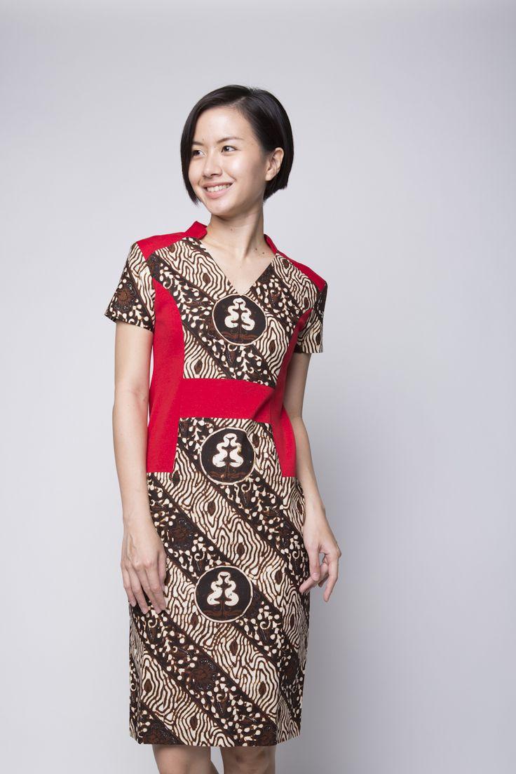 Jayana Dress, IDR 425.000