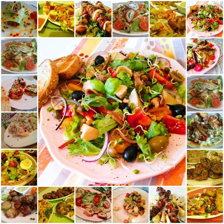 Újév, új ÉN: 10+10 Vitality ínyenc saláták, ezért rajong mindenki!