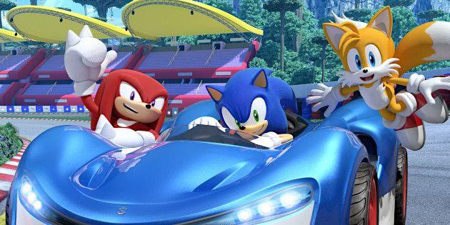 Team Sonic Racing Neue Videos Zeigen Weiteres Spielematerial Und Ein Interview Mit Dem Entwickler Ntower Dein Nintendo Onlinemagazin Nintendo Nintendo Switch Sonic