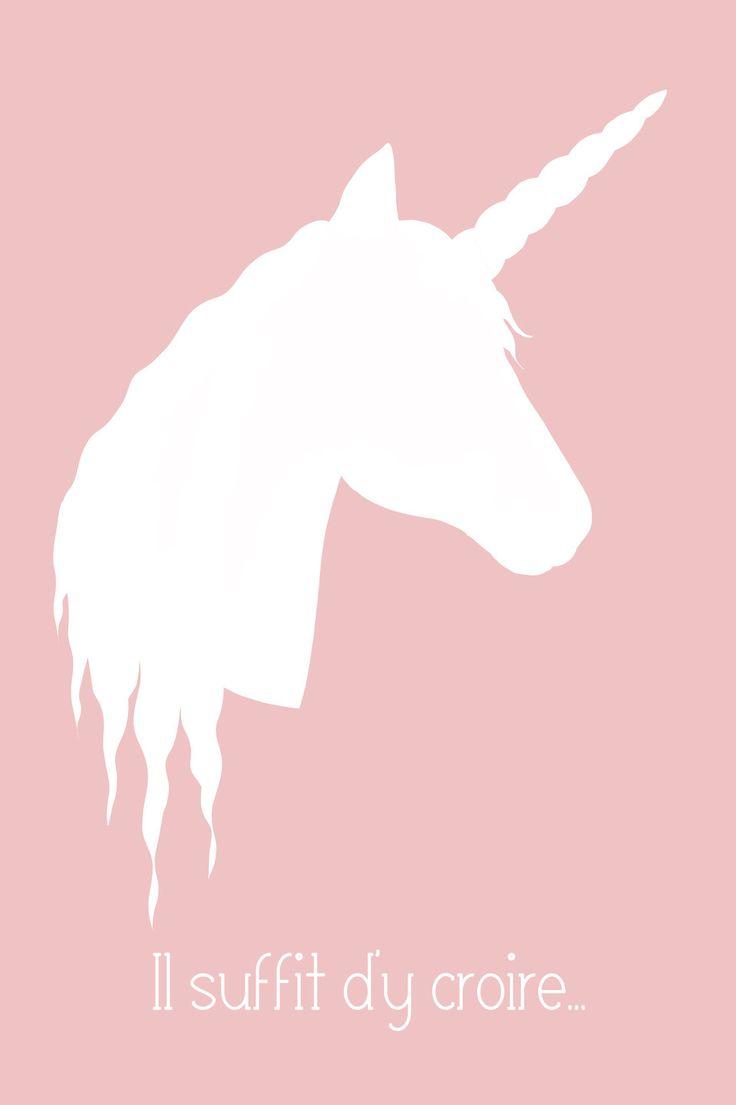 Les 25 meilleures id es de la cat gorie dessin licorne sur for Decoration licorne chambre