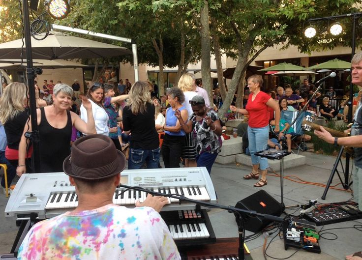 Fond of FREE concerts? Friday Nights Live is held throughout the Village every Friday night thru October  .  More info: http://www.claremontchamber.org/pages/FridayNightsLive