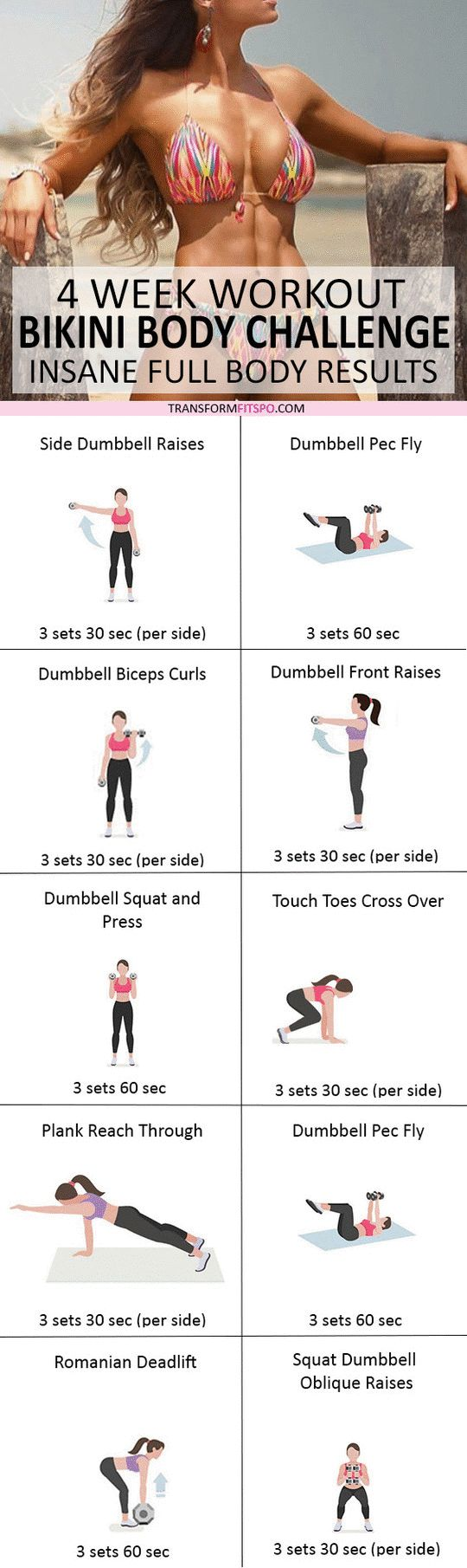 Full Body Workout | Posted By: CustomWeightLossProgram.com