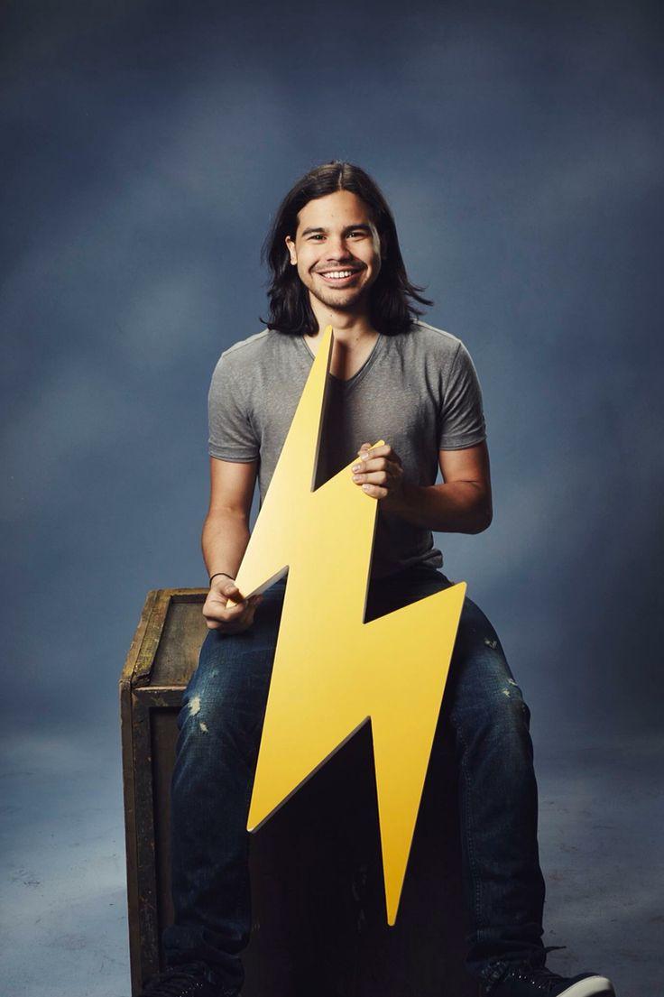Carlos Valdes - Cisco Ramon - The Flash
