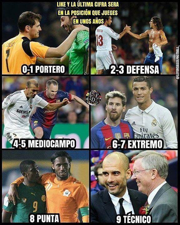 Que Te Salió Puyol Messi Cristianoronaldo Cr7 Laliga Buffon Championsleague Realmadrid Fcbarcelona Atleticodemadrid Atleticomadrid Dr Aniversario