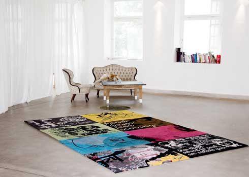Contemporary Rugs HZL - http://freshome.com/2008/01/21/contemporary-rugs-hzl/