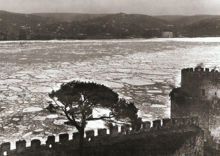 istanbul'un unutulmaz 1929 kışı