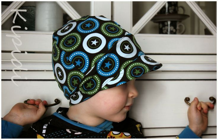 Hat with cap / Lippapipo