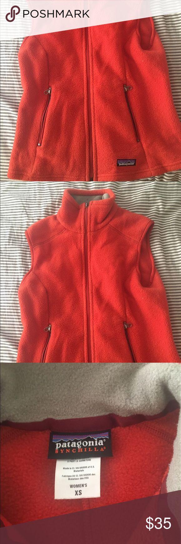 Woman xs Patagonia fleece Patagonia xs woman's fleece Patagonia Jackets & Coats Vests
