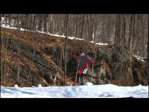 Video - škola běžeckého lyžování: Nácvik bruslení - 2. díl - Škola běžeckého lyžování - BEZKY.net - Běžky, běh na lyžích