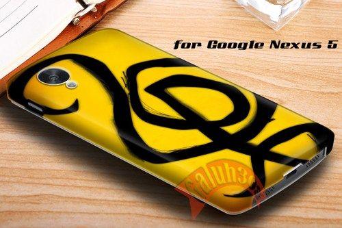 Hakuna Matata Lion King Symbol Google Nexus 5 Case Cover | galuh303 - Accessories on ArtFire