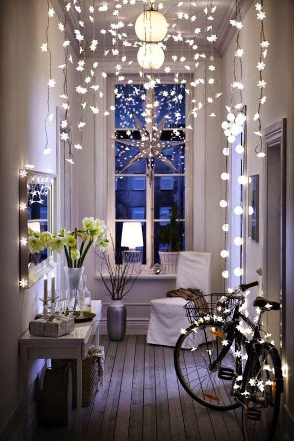 ideas decorativas de navidad para espacios pequeos
