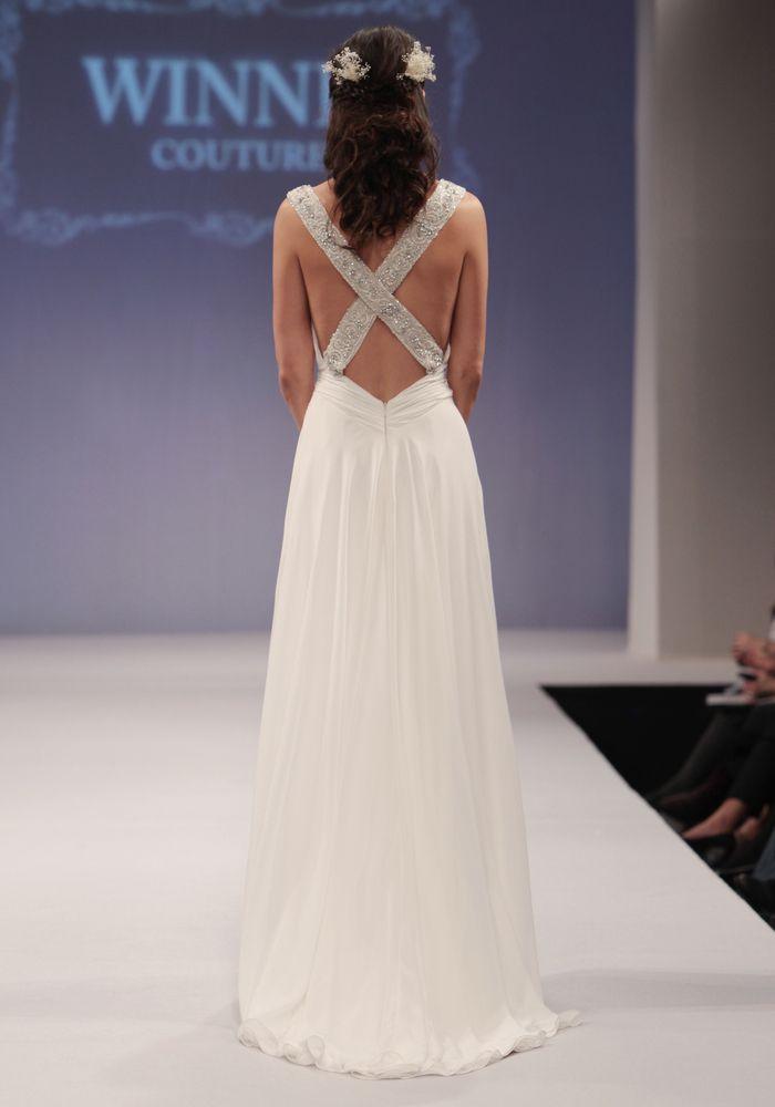 Spring/Summer 2014 Wedding Dress Trends Dress by Winnie ...