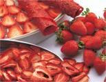 Sušené ovocné placky atd.