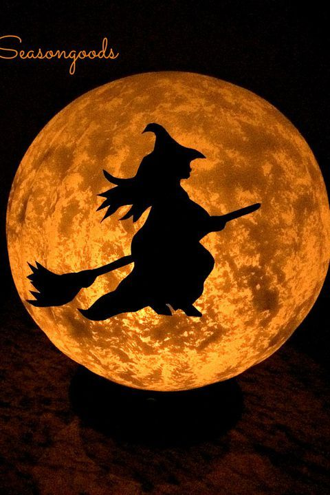48 DIY Halloween Decorations That Are So Easy It\u0027s Scary Halloween