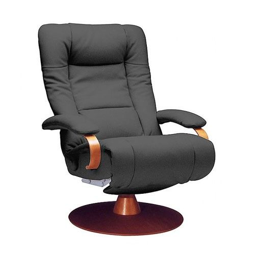 Thor by Lafer is an elegant leather recliner with one-leg full swivel  sc 1 st  Pinterest & 13 best Lafer Recliners images on Pinterest | Stool chair ... islam-shia.org