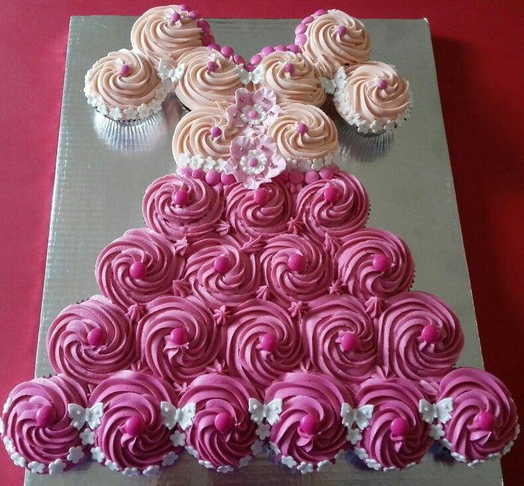 Princess cupcake dress