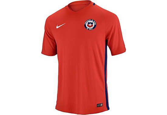 2016 Kids Nike Chile Home Jersey. Hot at SoccerPro!