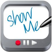 Interactive whiteboard app.  Seven different ink colors.  Would be great to replace the individual class whiteboards with this app!