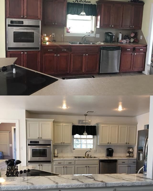 Direct Colors Concrete Diy On Instagram Day 4 Amazing Faux Marble Finishes With Metallic Epoxy Sealer It Takes A Skill Diy Countertops Countertops Bathroom Countertops