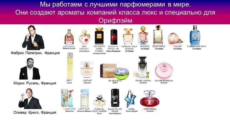 А вы знаете, что 6 из 10 самых известных парфюмеров мира создают ароматы для Орифлэйм.  #орифлейм #красноярск #действующий_каталог #каталог_17 #krsk #irinika7234 #доставка #интернет_магазин  #орифлэйм #oriflame #южныйберег #sale #скидки