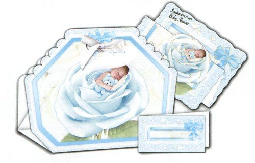 12 Baby Shower Bomboneiras, Ribbons, Party Favors, and Invitations with Envelopes - Baby Boy, in Spanish by Bomboneiras > Baby Shower. $24.75. 12 Baby Shower Bomboneiras, Ribbons, Party Favors, and Invitations with Envelopes, in Spanish