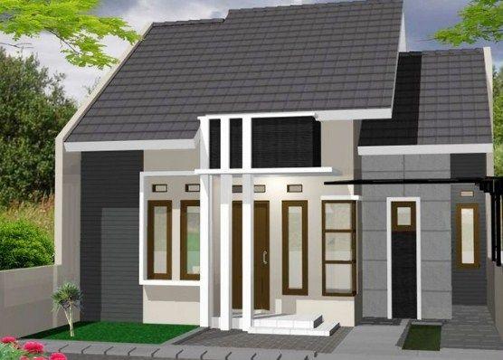 Desain Gambar Rumah Minimalis Modern Sederhana