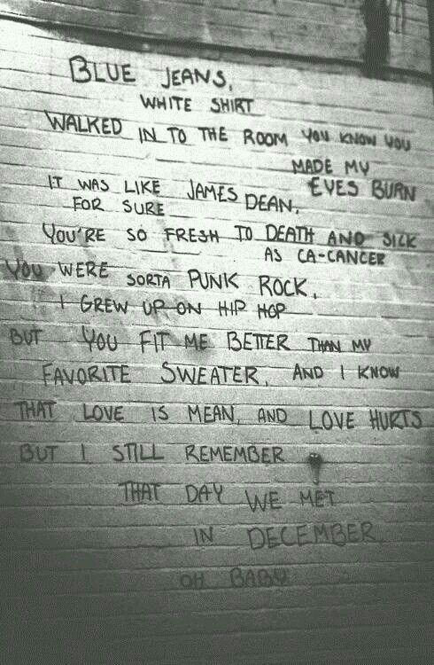 70 best Lyrics I Love images on Pinterest | Lyrics, Music lyrics and ...