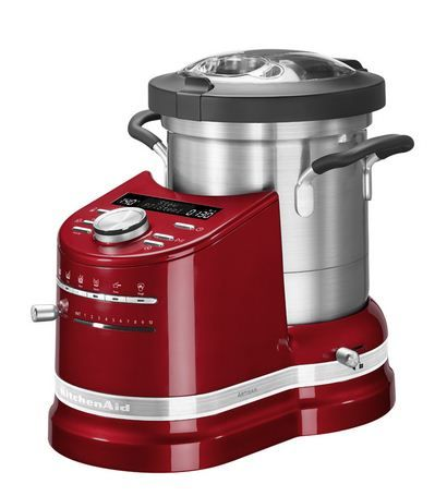 KitchenAid Cook Processor- Candy Apple