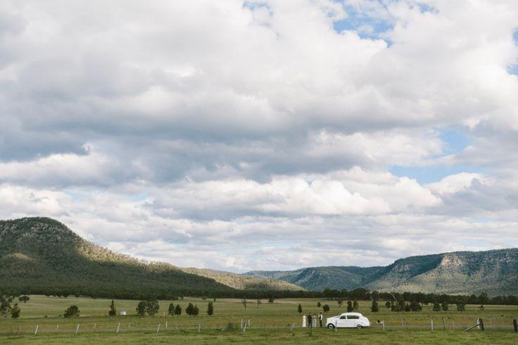Princess Classic Cars Hunter Valley. White Rolls Royce wedding cars. Image: Cavanagh Photography http://cavanaghphotography.com.au