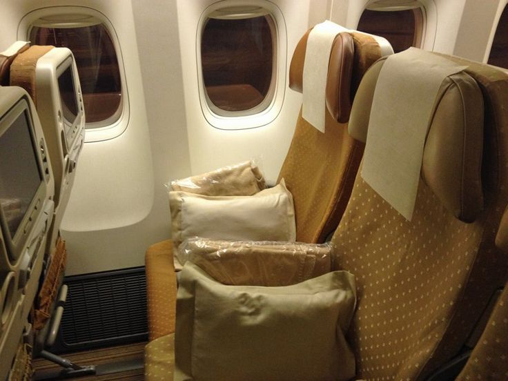 Singapore Airlines Really Does Have The Best Economy Seats In The World | Business Insider