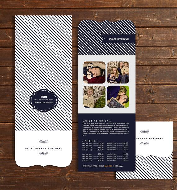 Nautical specialty shaped brochure template pinterest for Nice brochure templates