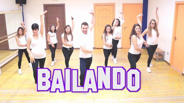 "Joey&Rina "" BAILANDO ""    Impara i Passi    Balli di Gruppo 2014/2015 Li..."