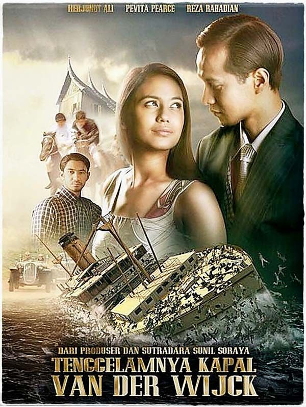Review Sinopsis Tenggelamnya Kapal Van der Wijck, Film