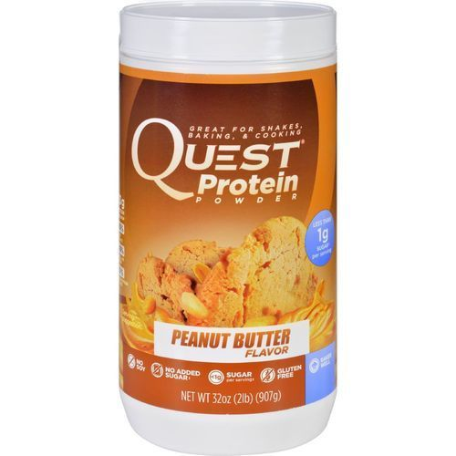 Quest Protein Powder Peanut Butter 2 lb