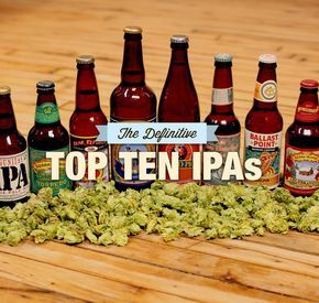We felt it was our duty, as people who drink stuff, to ask nine illustrious beer scribes to pick their 10 favorite IPAs.