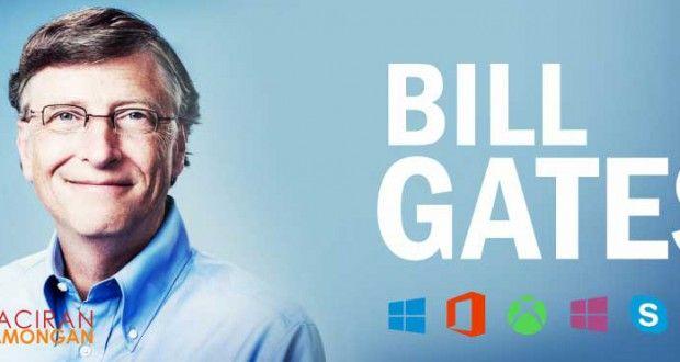 BIOGRAFI BILL GATES - PEMILIK MICROSOFT :: Biografi Bill Gates : Bill Gates | PaciranLamongan.com