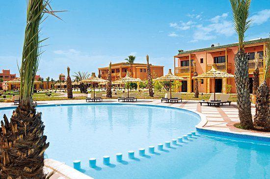 Hôtel Aqua Fun 5* à Marrakech au Maroc - Go Voyages. Cet hôtel à l'ambiance conviviale se distingue par des équipements uniques dont l'Aquapark, le plus grand parc aquatique du Maroc avec 5 000 m² de piscines !