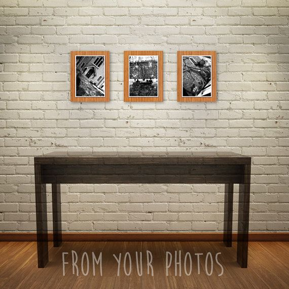 $39.95 CAD - Give dimension to your travel, friends, family...all your pictures really. Printed on black white textured paper for a complete organic look.